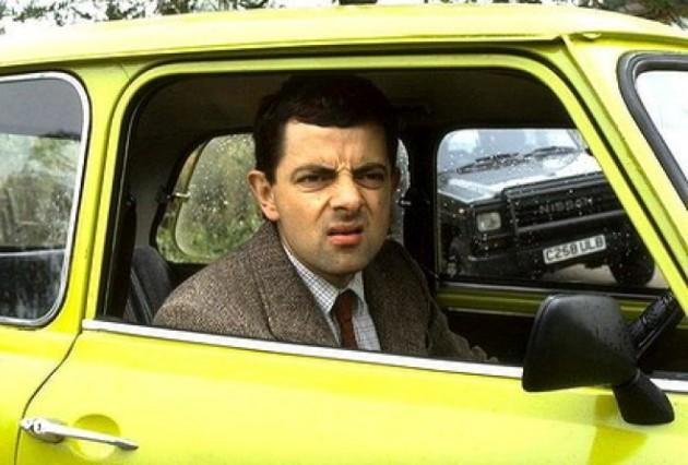 Машина мистера Бина