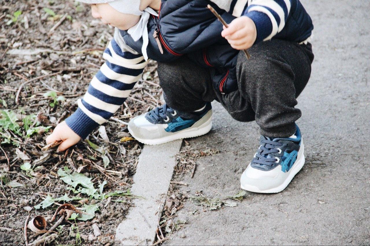 Детские кроссовки ASICS Gel-Lyte III