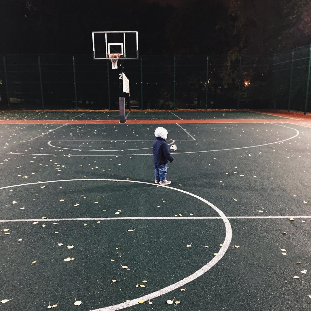 Баскетбольная площадка Раменское