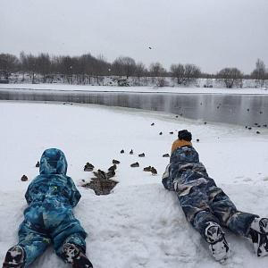 Коломенское зима 2019 Москва - Батин Блог