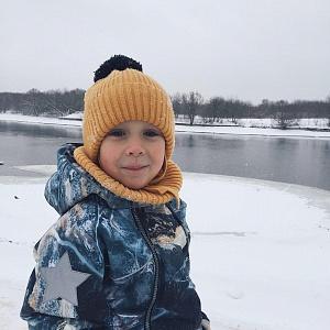Парк Коломенское зима 2019 Москва - Батин Блог