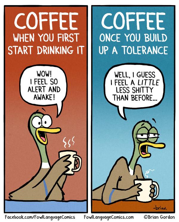 Забавный комикс