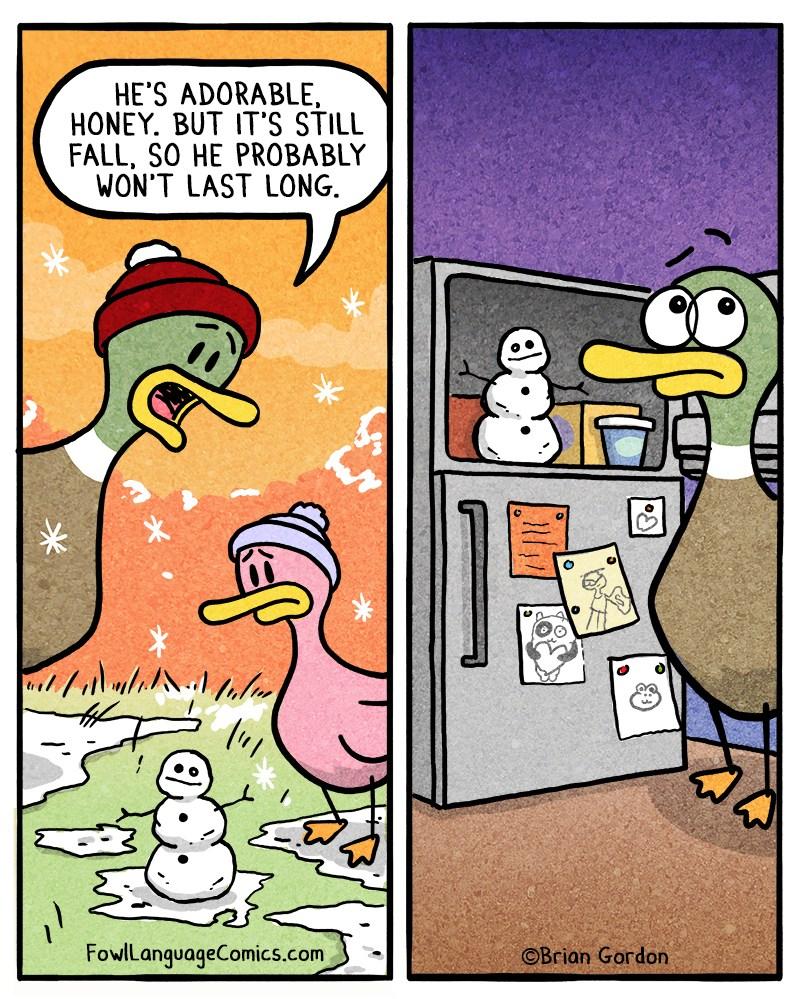 Смешные комиксы - Батин Блог