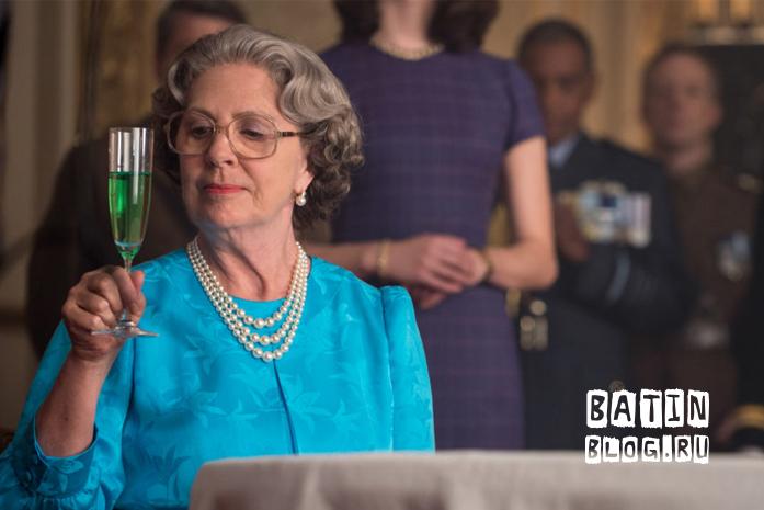 Королева из фильма Большой и добрый великан - Батин Блог
