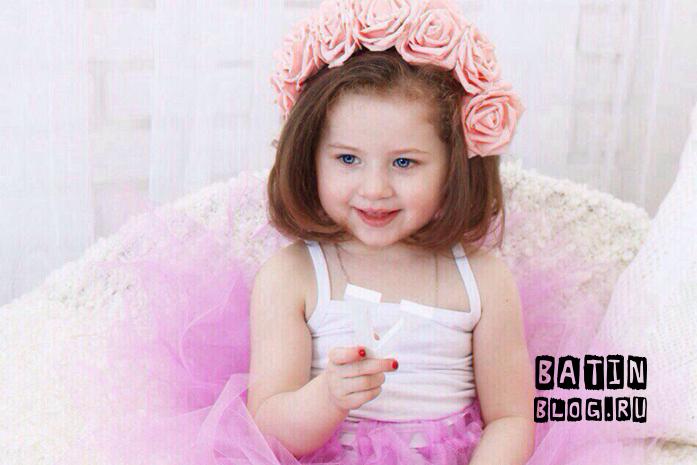 Димина дочка - Батин Блог