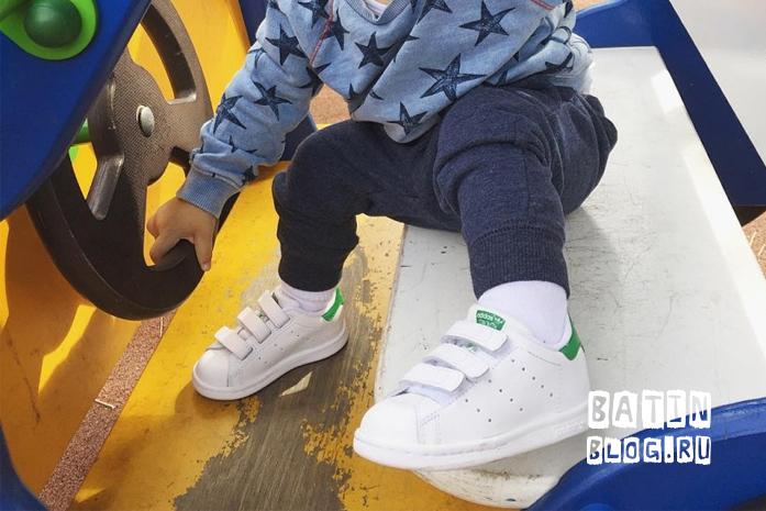 9268f4891f71 Детские кроссовки adidas Originals Stan Smith   Отзыв на кроссовки ...