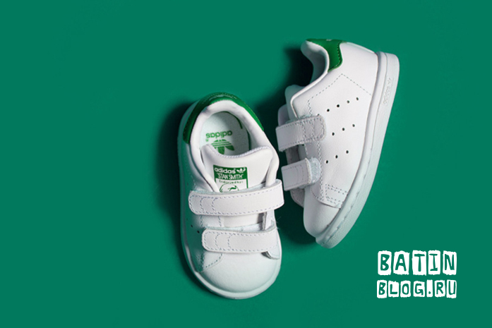 adidas Originals Stan Smith - Батин Блог