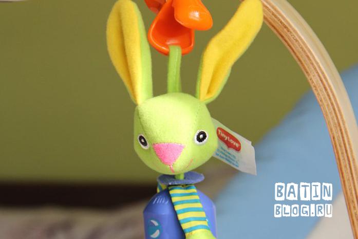 Игрушечный кролик - Батин Блог