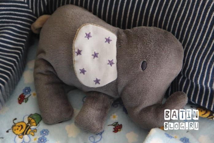 Игрушечный слоник - Батин Блог