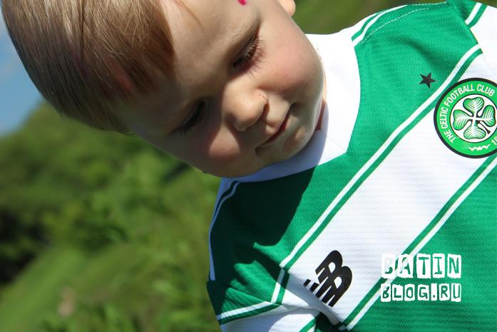 Детская футбольная форма Селтика