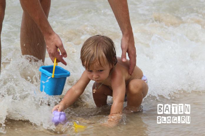 Пересвет на пляже Таиланда - Батин Блог