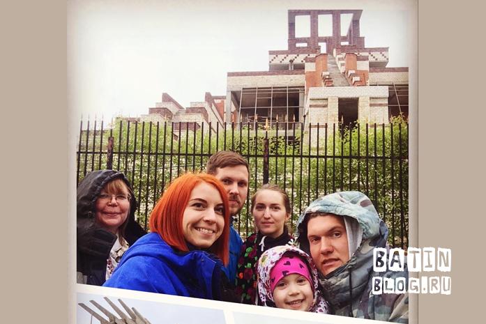 Семья Павловых и семья Борисовых - Батин Блог
