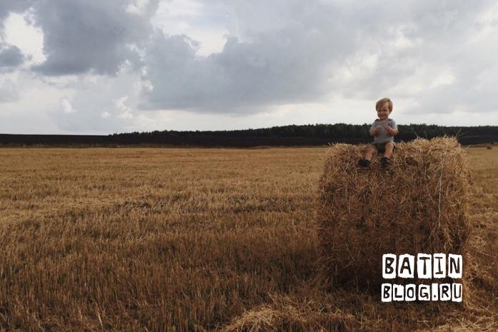 Каникулы в селе Балтай Саратовской области - Батин Блог