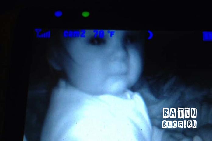 Изображение из видео няни