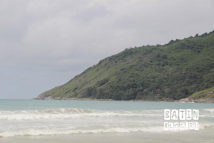 Пляж Най Харн - Батин Блог