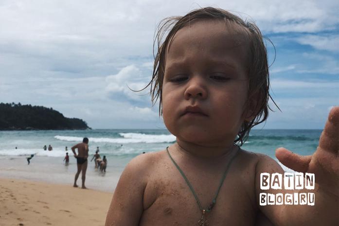 Пляж Карон на Пхукете - Батин Блог