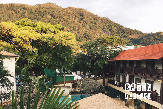 Baan Karon Resort - Батин Блог
