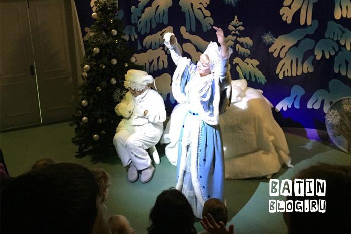 Новогодняя Елка в Кидбурге - Батин Блог