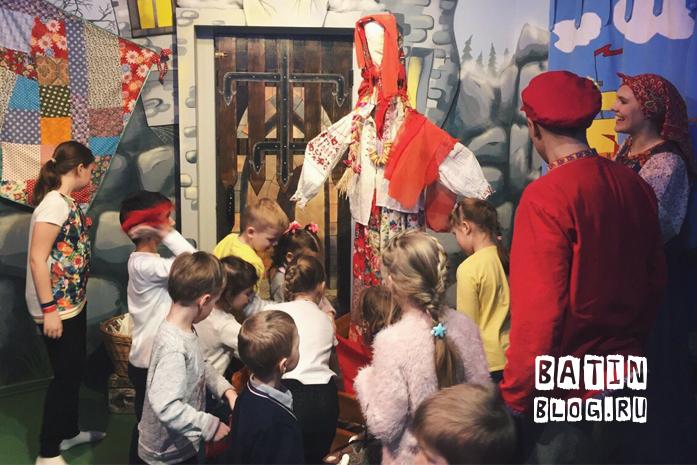 Широкая Масленица в Сказкином доме - Батин Блог