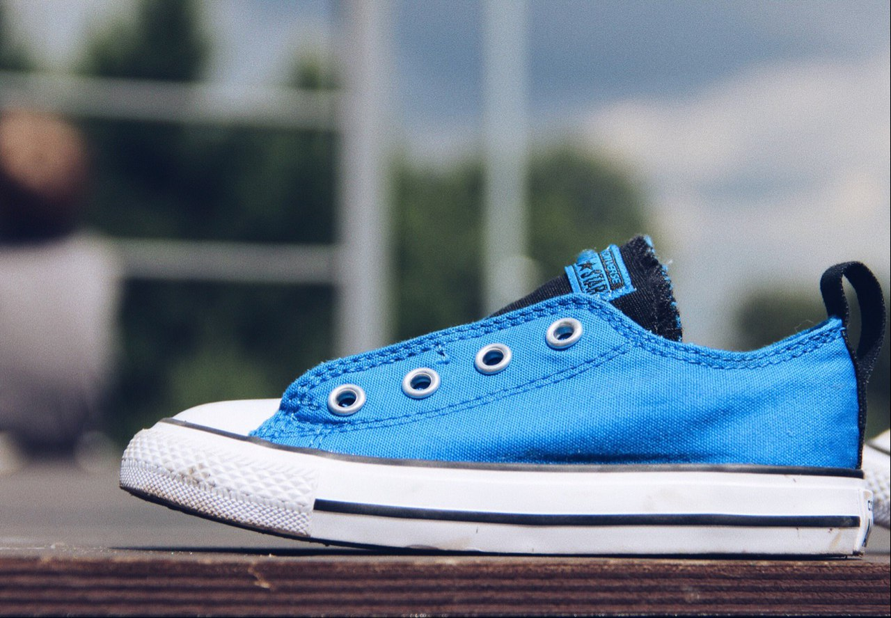 Детские Converse Chuck Taylor All Star Simple Slip Low Top - Батин Блог