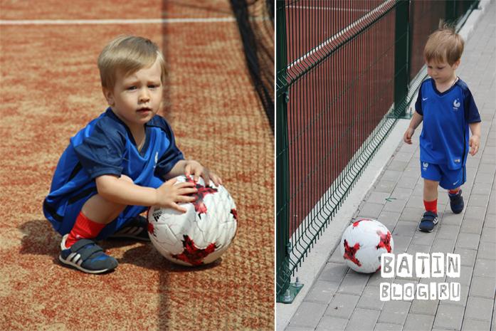 Адидас Красава и футбольная форма сборной Франции - Батин Блог