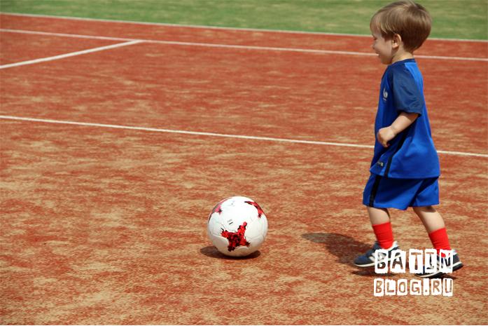 Мяч Krasava - Батин Блог