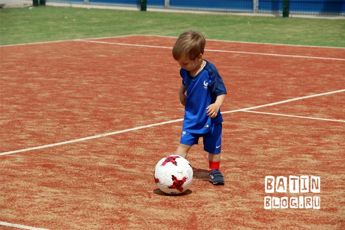 Мяч Красава - Батин Блог