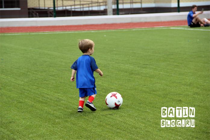 Официальный футбольный мяч adidas Krasava - Батин Блог