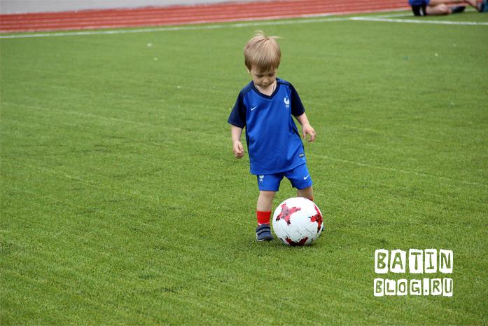 Официальный футбольный мяч Адидас Красава - Батин Блог