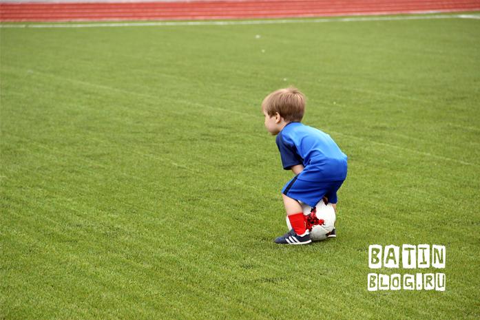 Оригинальный футбольный мяч Адидас Красава - Батин Блог