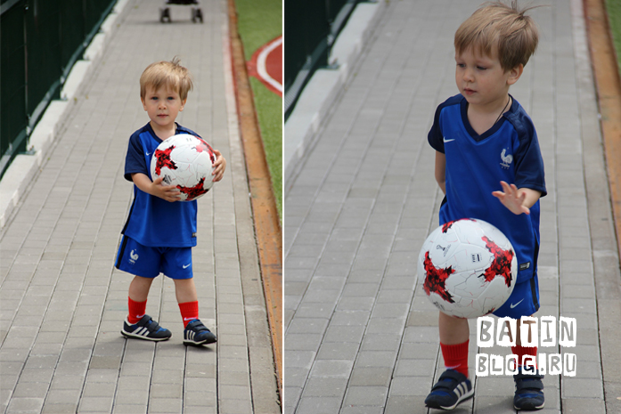 adidas Krasava и футбольная форма сборной Франции - Батин Блог
