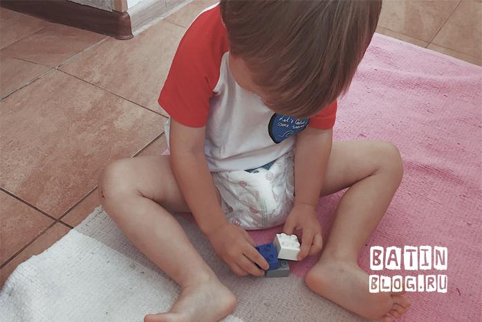 Подгузники TaYo - Батин Блог