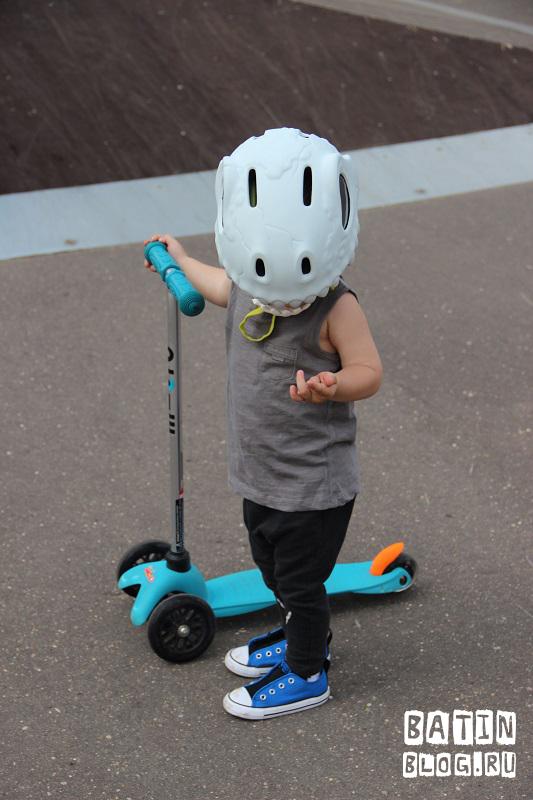 Шлем безопасности Crazy Safety - Батин Блог