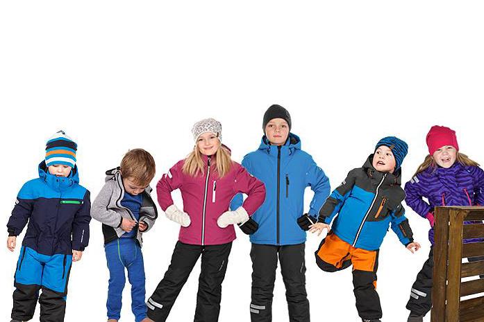 Детская одежда Lindberg Sweden - Stone Forest