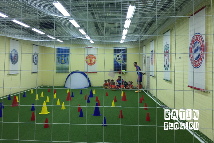 Футбольный клуб Footy Party - Батин Блог