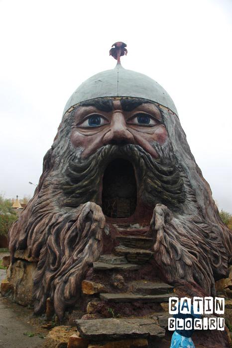 В гостях у сказки Домодедово - Батин Блог