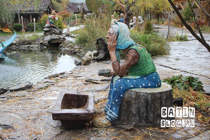 Парк сказка в Домодедово - Батин Блог