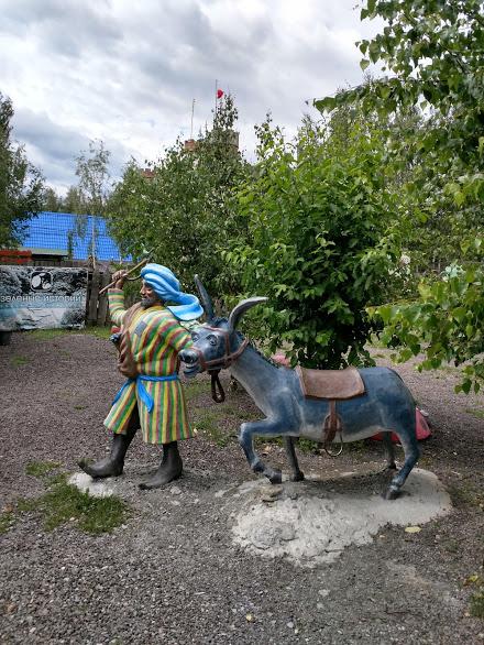 Сказка парк Домодедово - Батин блог