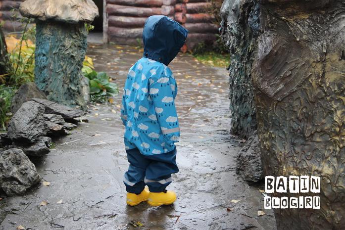 Детский Lindberg Lersten Rain Coverall - Батин Блог