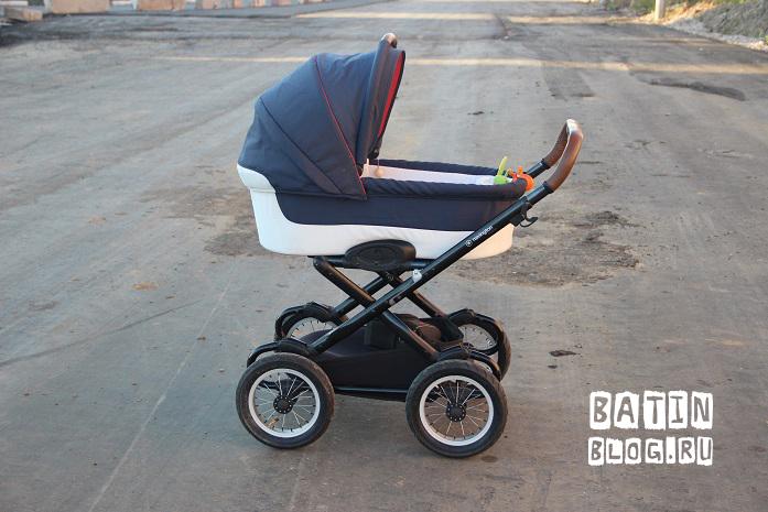 Детская коляска NAVINGTON Galeon - Батин Блог