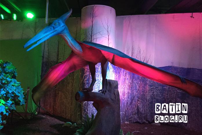 Dinoclub в Москве - Батин Блог