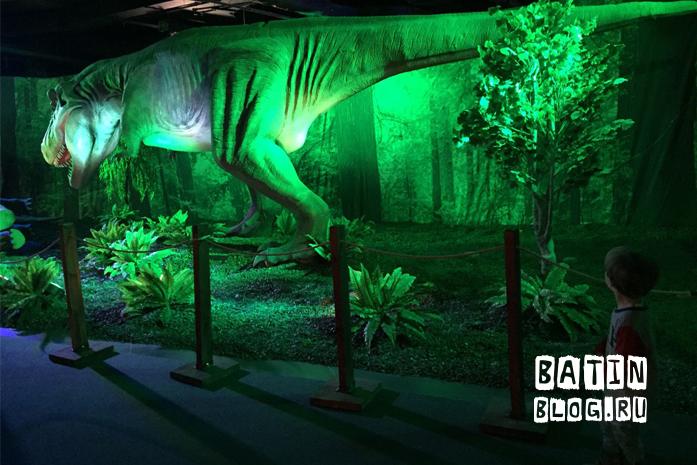 Dinoclub на Лубянке в Москве - Батин Блог