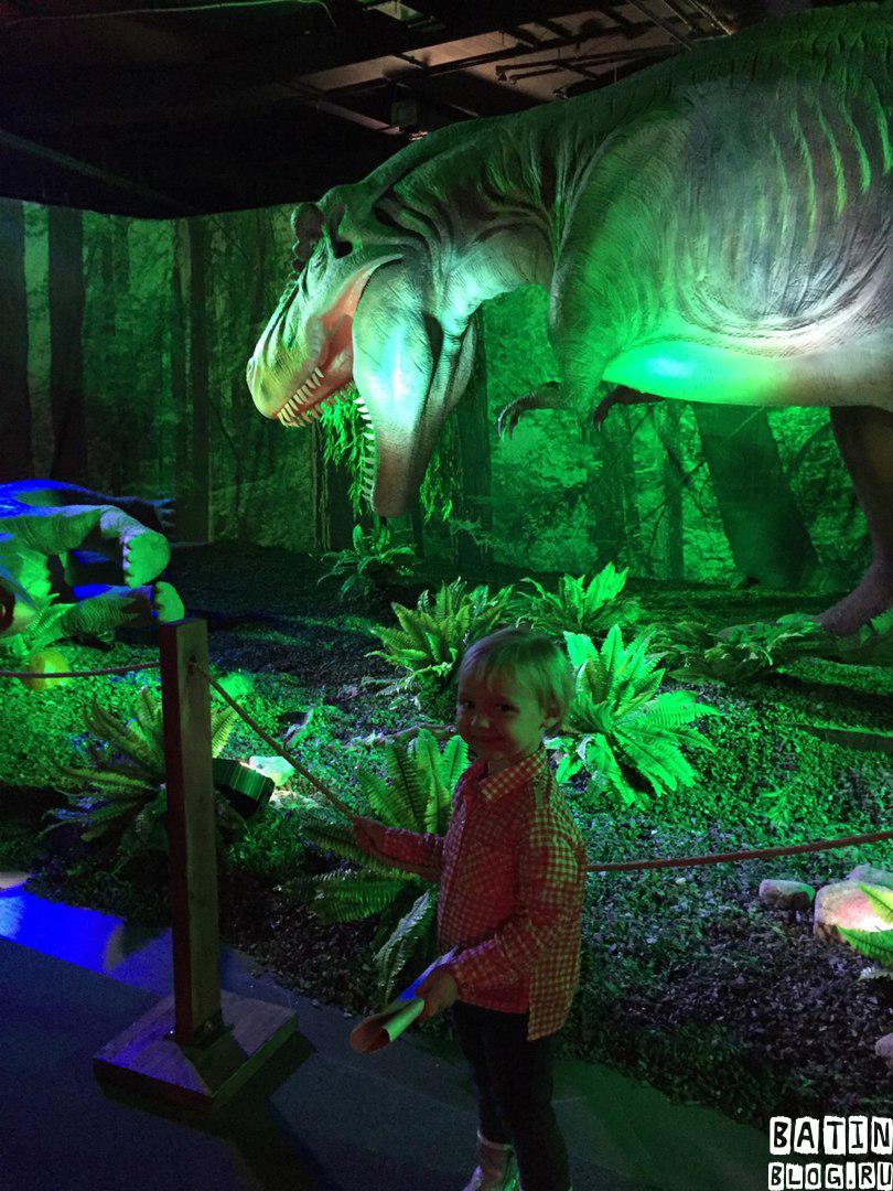 Dino club в Москве - Батин Блог