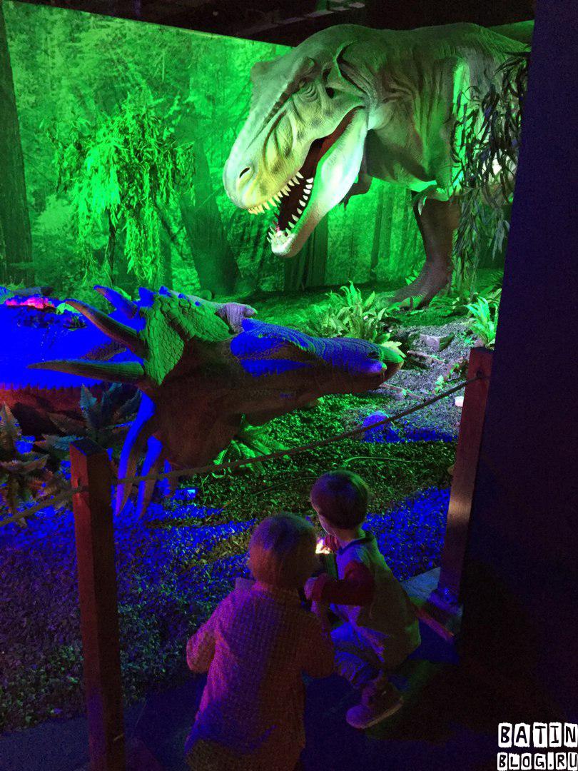 Dino club на Лубянке в Москве - Батин Блог