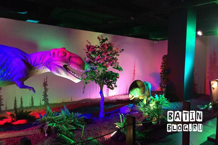 Dinoclub в Детском мире - Батин Блог