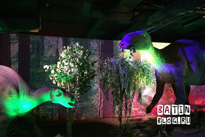 Dinoclub в Центральном Детском мире - Батин Блог