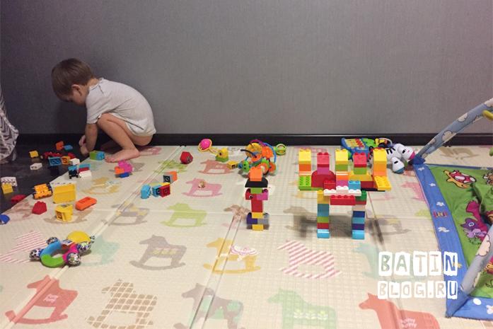 Детские конструкторы Lego Duplo - Батин Блог