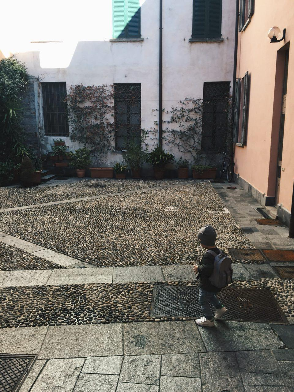 Прогулки по улицам Комо - Батин Блог