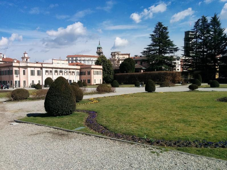 Город Варезе Италия - Батин Блог