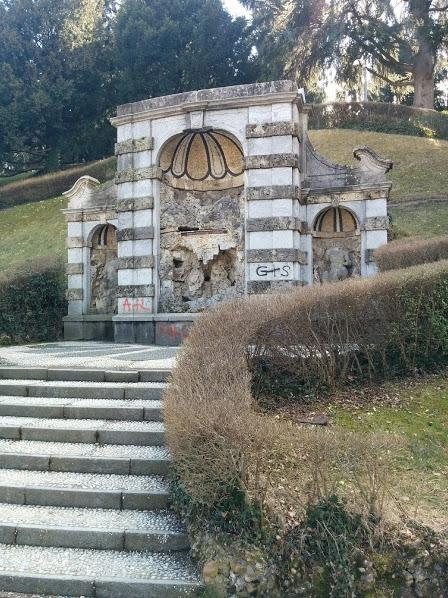 Парк Город Варезе - Батин Блог
